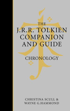 The J. R. R. Tolkien Companion and Guide Hardcover  by