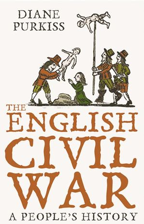 The English Civil War Paperback  by