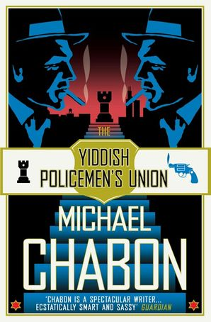 The Yiddish Policemen's Union Paperback  by Michael Chabon