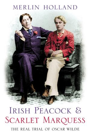Irish Peacock and Scarlet Marquess Paperback  by