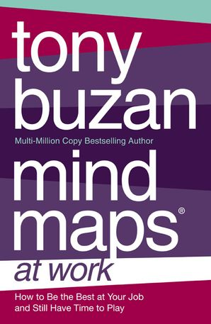 Mind Maps at Work Paperback  by Tony Buzan