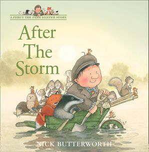 After the Storm (A Percy the Park Keeper Story) Paperback  by 872
