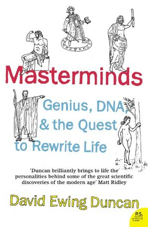 Masterminds Paperback  by David Ewing Duncan