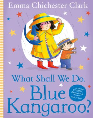 What Shall We Do, Blue Kangaroo? Paperback  by Emma Chichester Clark