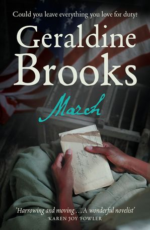 March Paperback  by Geraldine Brooks