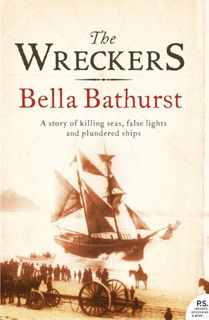 The Wreckers Paperback  by Bella Bathurst
