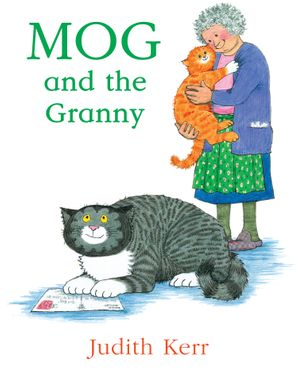 Cover image of Mog and the Granny