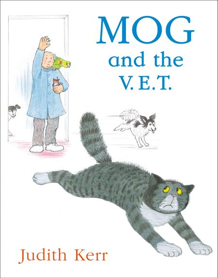 Mog and the V.E.T. - Judith Kerr, Illustrated by Judith Kerr