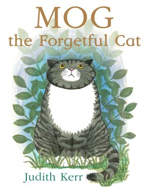 Mog the Forgetful Cat Paperback 50th anniversary edition by Judith Kerr