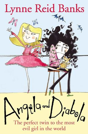 Angela and Diabola Paperback  by Lynne Reid Banks