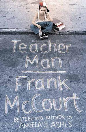 Teacher Man Paperback  by Frank McCourt