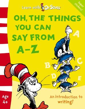 Oh, The Things You Can Say From A–Z Paperback Rebranded edition by Linda Hayward