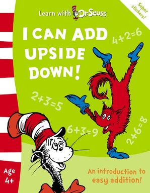 I Can Add Upside Down! Paperback Rebranded edition by