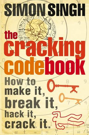 The Cracking Code Book Paperback  by Simon Singh