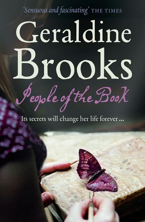 People of the Book Paperback  by Geraldine Brooks