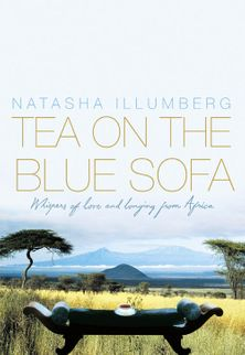 Tea on the Blue Sofa