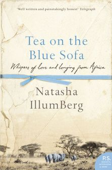Tea on the Blue Sofa