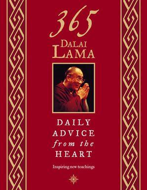 365 Dalai Lama Paperback  by His Holiness The Dalai Lama