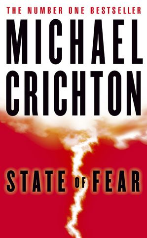 State of Fear Paperback  by Michael Crichton