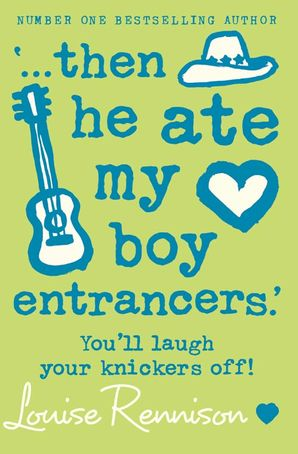 '… then he ate my boy entrancers.' (Confessions of Georgia Nicolson, Book 6) Paperback  by Louise Rennison