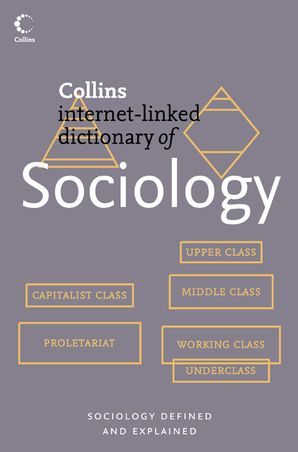 Sociology Paperback Fourth edition by David Jary
