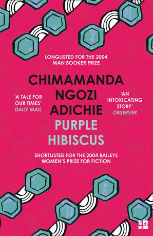 Purple Hibiscus Paperback  by