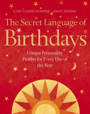 The Secret Language of Birthdays Hardcover  by