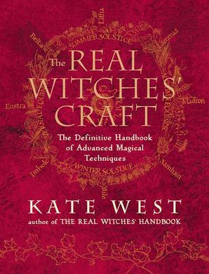 The Real Witches' Craft Paperback  by Kate West