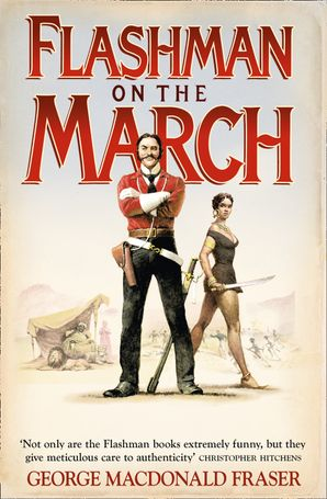 Flashman on the March Paperback  by