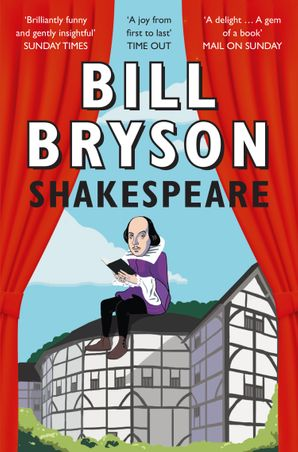 Shakespeare Paperback  by Bill Bryson