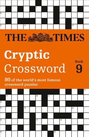 The Times Cryptic Crossword Book 9 Paperback  by Richard Browne
