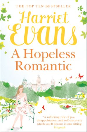 A Hopeless Romantic Paperback  by Harriet Evans