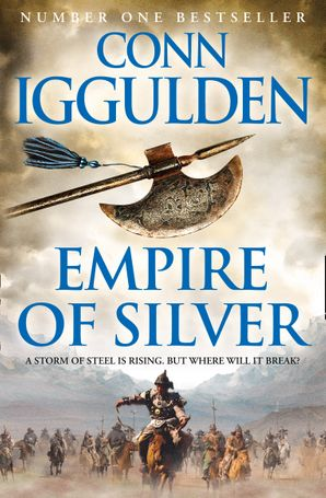 Empire of Silver (Conqueror, Book 4) Paperback  by Conn Iggulden
