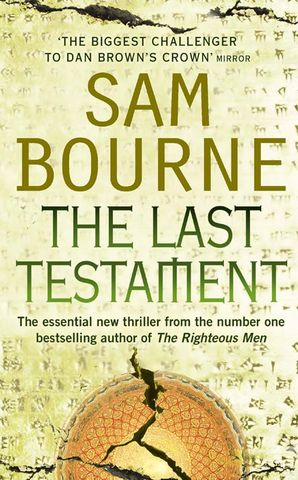 The Last Testament Paperback  by Sam Bourne