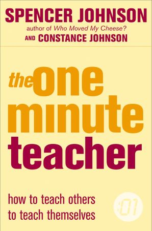 The One-Minute Teacher Paperback  by Spencer Johnson