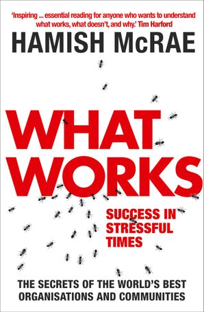 What Works Paperback  by Hamish McRae