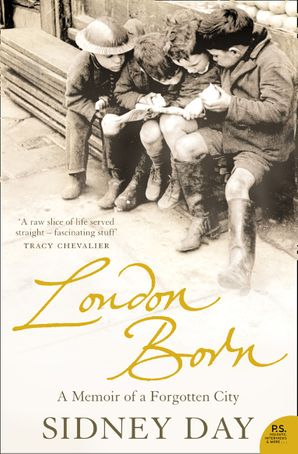 London Born Paperback  by