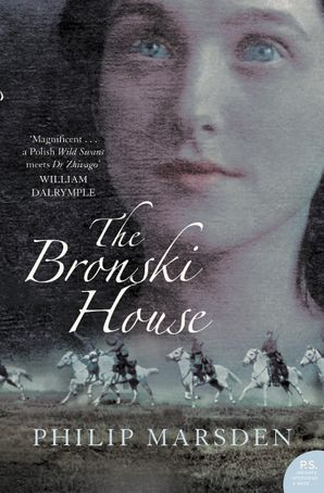 The Bronski House Paperback  by Philip Marsden