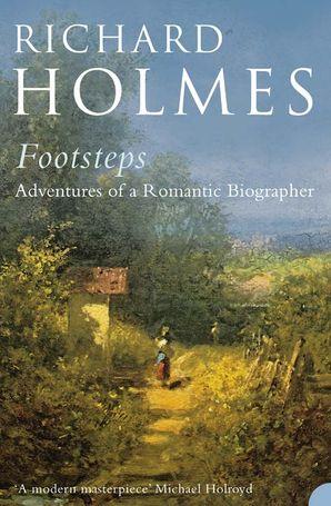 Footsteps Paperback  by Prof. Richard Holmes, O.B.E.