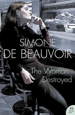 The Woman Destroyed Paperback  by Simone de Beauvoir