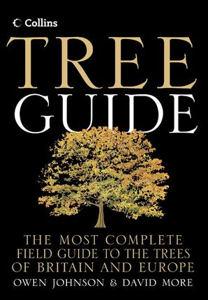 Collins Tree Guide Paperback  by Owen Johnson