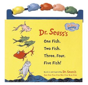 One Fish, Two Fish, Three, Four, Five Fish!: Bead Book (Dr. Seuss Nursery)   by Dr. Seuss