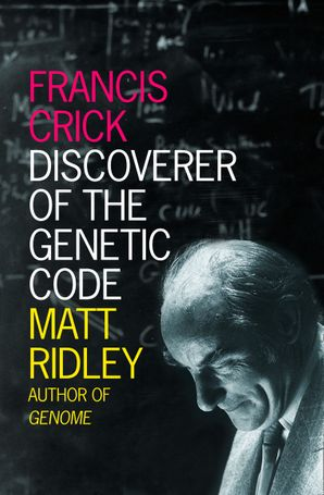 Francis Crick Paperback  by Matt Ridley