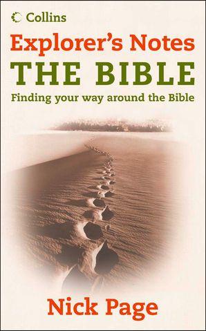 Explorer's Notes: The Bible