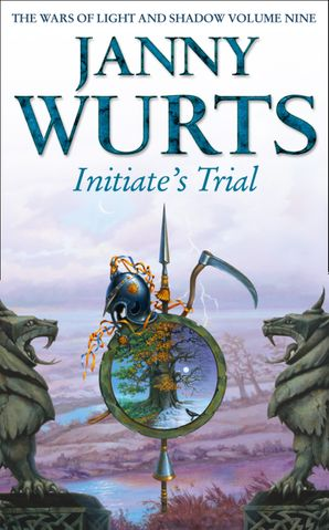 Initiate's Trial Paperback  by Janny Wurts