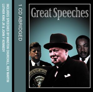 Great Speeches  Abridged edition by Sir Winston Churchill