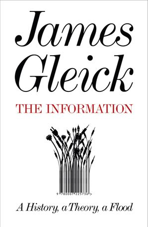 The Information Hardcover  by