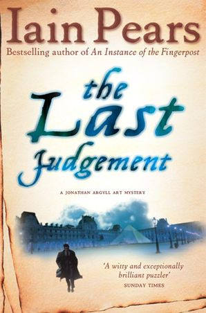 The Last Judgement Paperback  by Iain Pears