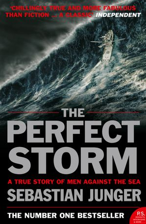 The Perfect Storm Paperback  by Sebastian Junger