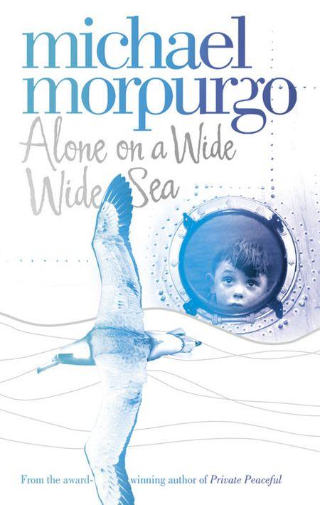 Alone on a Wide Wide Sea - Michael Morpurgo
